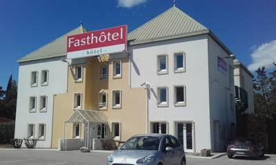 Hotels  -  FastHotel Montpellier Ouest