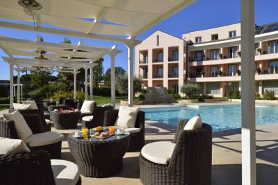 Hotels  -  Golden Tulip Rome Airport Isola Sacra