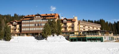 Hotels  -  Golf Hotel Campiglio
