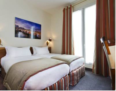 Hotels  -  Grand Hotel des Balcons