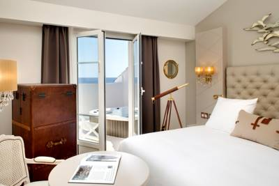Hotels  -  Grand Hotel Des Sablettes Plage, Curio Collection By Hilton
