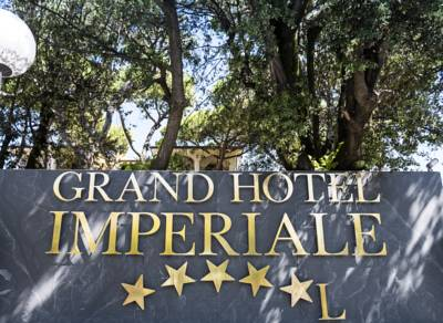Hotels  -  Grand Hotel Imperiale