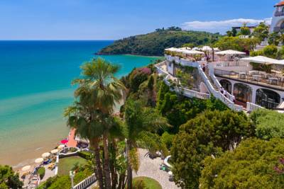 Hotels  -  Grand Hotel Le Rocce