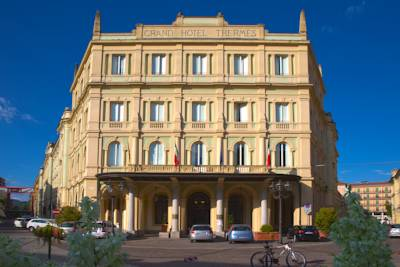 Hotels  -  Grand Hotel Nuove Terme