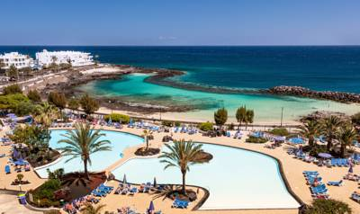 Hotels  -  Grand Teguise Playa