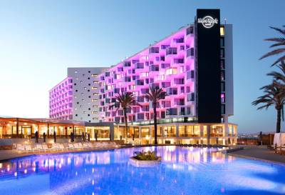 Hotels  -  Hard Rock Hotel Ibiza