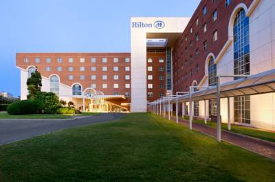 Hotels  -  Hilton Rome Airport