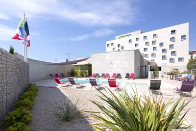Hotels  -  Holiday Inn Express Montpellier - Odysseum