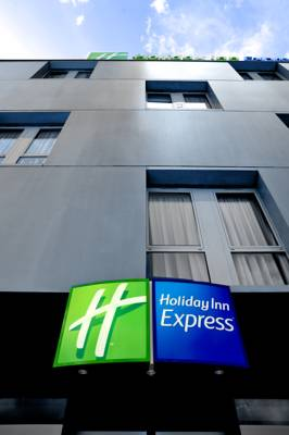 Hotels  -  Holiday Inn Express Saint-Nazaire