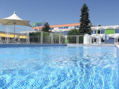 Hotels  -  Holiday Inn Express Strasbourg - Sud