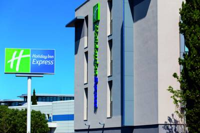 Hotels  -  Holiday Inn Express Toulon Sainte-Musse