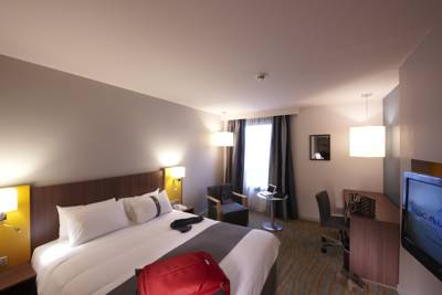 Hotels  -  Holiday Inn Lyon Vaise