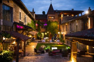 Hotels  -  Hostellerie Le Potin Gourmand