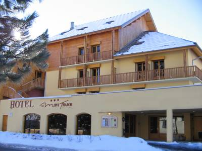 Hotels  -  Hotel & Spa Mont Thabor