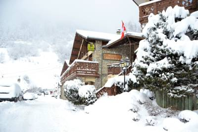Hotels  -  Hotel Ancolie - Champagny en Vanoise