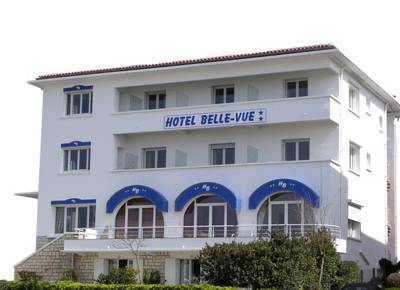 Hotels  -  Hotel Belle Vue Royan