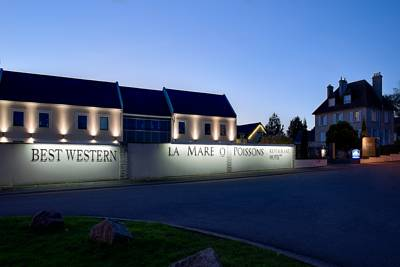 Hotels  -  Hotel Best Western La Mare O Poissons