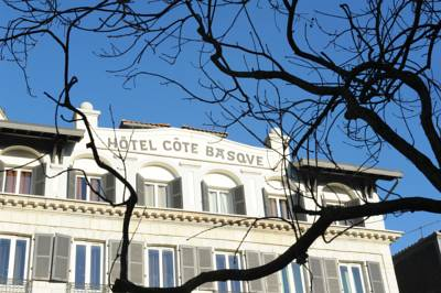 Hotels  -  Hotel Cote Basque