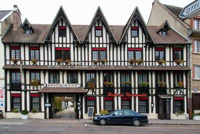 Hotels  -  Hotel De Normandie