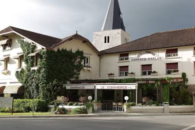 Hotels  -  Hotel du Commerce