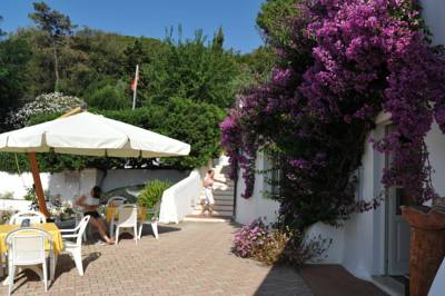 Hotels  -  Hotel Grotte del Paradiso