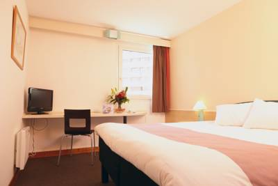 Hotels  -  Hotel Ibis St Etienne - Gare Chateaucreux