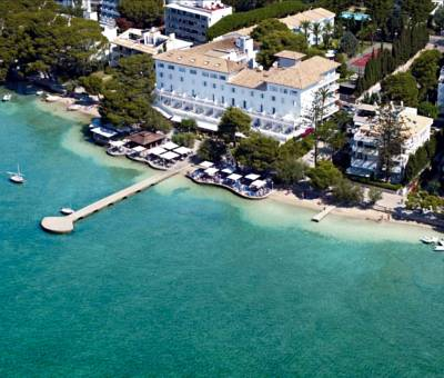 Hotels  -  Hotel Illa d'Or & Illa d'Or Club Apartments