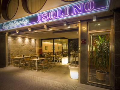 Hotels  -  Hotel Isolino