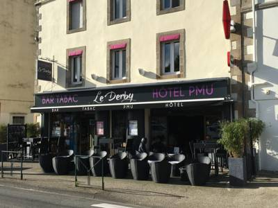 Hotels  -  Hotel Le Derby