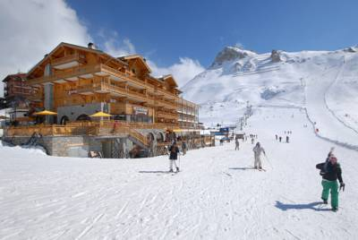 Hotels  -  Hotel Le Levanna