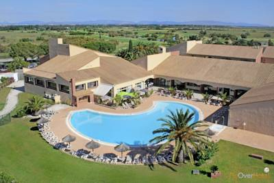 Hotels  -  Hotel Le Mas d'Huston Spa and Golf