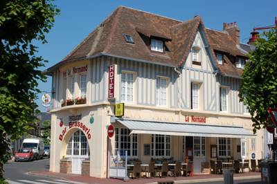 Hotels  -  Hotel Le Normand