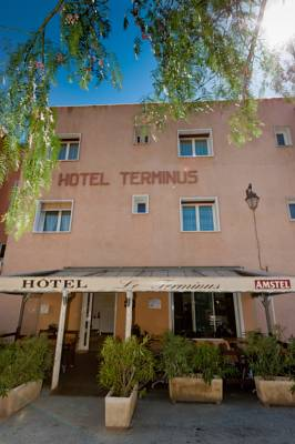 Hotels  -  Hotel Le Terminus
