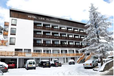 Hotels  -  Hotel Les Clarines