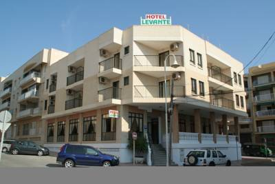 Hotels  -  Hotel Levante