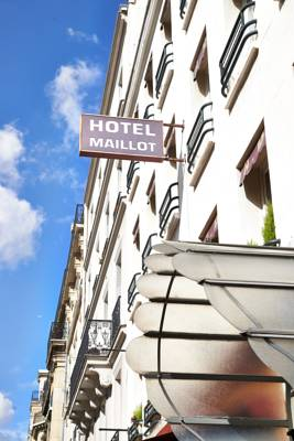 Hotels  -  Hotel Maillot