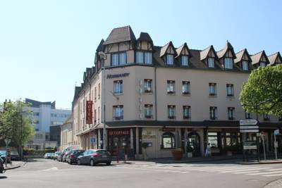 Hotels  -  Hotel Normandy
