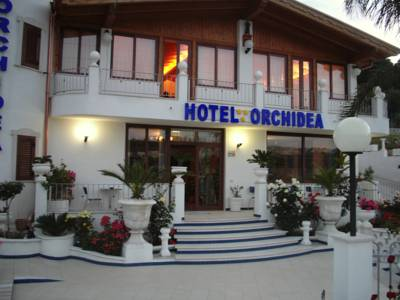 Hotels  -  Hotel Orchidea