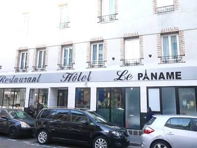 Hotels  -  Hotel Paname Clichy