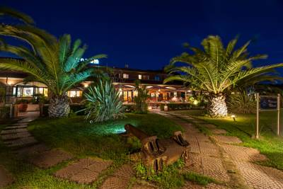 Hotels  -  Hotel Parco delle Cale
