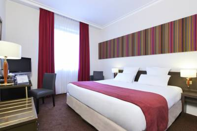 Hotels  -  Hotel Paris Boulogne
