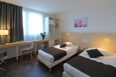 Hotels  -  Hotel Paris Saint-Ouen