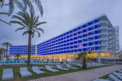 Hotels  -  Hotel Playasol The New Algarb