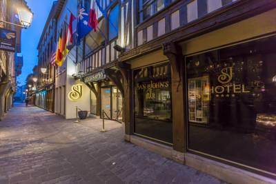 Hotels  -  Hotel Relais Saint Jean Troyes