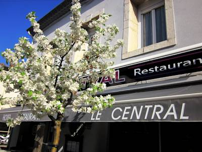 Hotels  -  Hôtel Restaurant Le Central