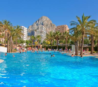 Hotels  -  Hotel RH Ifach All inclusive