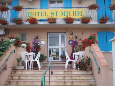 Hotels  -  Hotel Saint-Michel