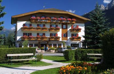 Hotels  -  Hotel Sole - Sonne