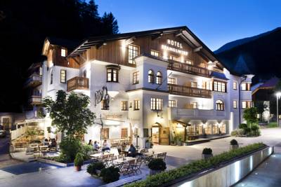 Hotels  -  Hotel Spanglwirt