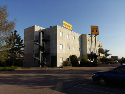 Hotels  -  hotelF1 Epinal Nord